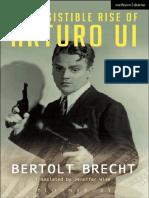 (Modern Plays.) Bertolt Brecht-The Resistible Rise of Arturo Ui.-bloomsbury Pub. (2013)