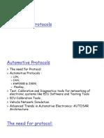4.Automotive Protocols