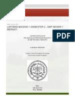 Srihastuti020695 Blogspot Co Id 2015 07 Laporan Magang 1 Semester 2 Smp Neg
