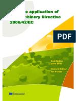 Guide Application Directive 2006 42 Ec 2nd Edit Index 06 2010 En