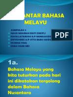 PENGANTAR BAHASA MELAYU.pptx