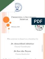 Seminar Procedur