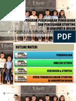 Bahan Advokasi Stunting 2018 Kab Bogor