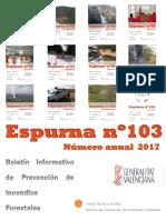 Boletín Espurna resumen 2017