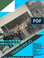 Booklet Desa Tambahrejo