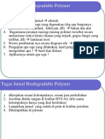 Pertemuan7.Biodegradable Polimer Only