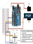 Dual Axis Tracker Schematic