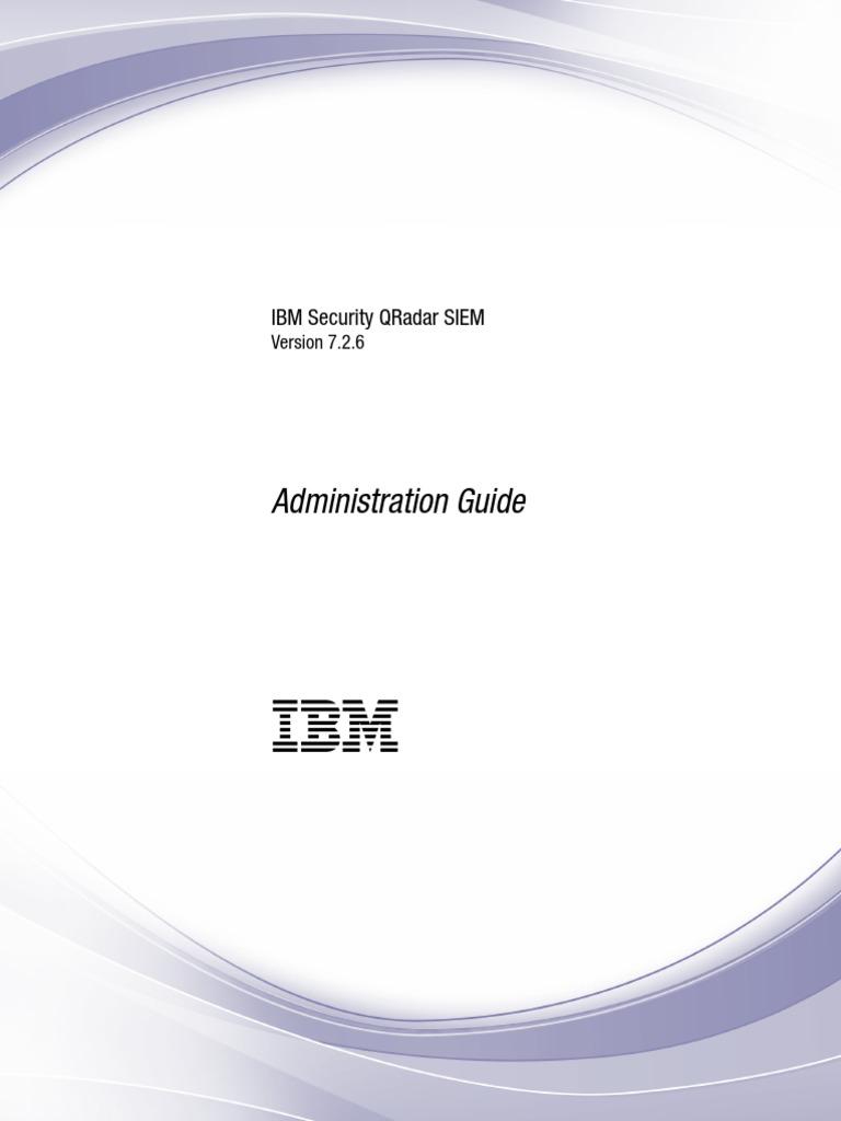 b Qradar Admin Guide | Transport Layer Security | Backup