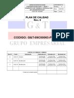 Plan de Gestion de Calidad Rev. 0