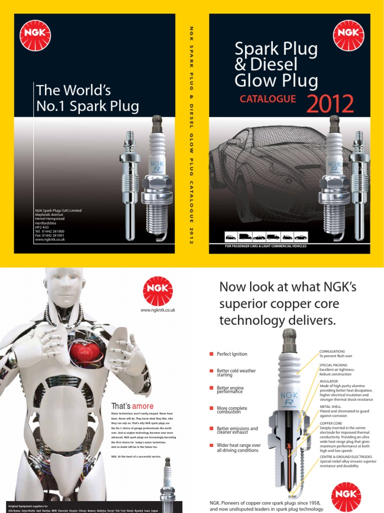 Fast Despatch Set Of 3 Plugs 3x Champion CJ8Y Spark Plug