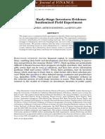BERNSTEIN Et Al-2017-The Journal of Finance