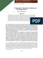 VERDELHAN-2018-The Journal of Finance