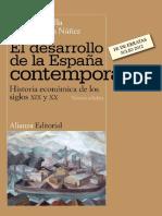 FE+DE+ERRATAS+El+desarrollo+de+la+Espana+Contemporanea