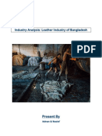 Leather Industry- Final Report