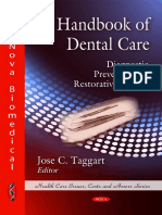 Handbook of Dental Care - Diagnostic, Preventive and Restorative Services - J. Taggart (Nova, 2009) WW.pdf