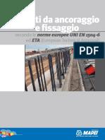 Lines Technical Document en 1504 6 Ed Eta i Prodotti Da Ancoraggio e Fissaggio It