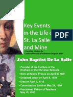 Life of St. La Salle