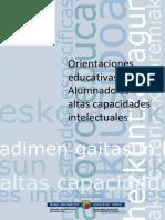 Orientaciones educativas. Alumnos con altas capacidades intelectuales.pdf