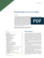 Kinesiterapia de Las Cervicalgias