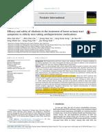 Choi Paper Silodosin Untuk Pasien BPH Dengan Hipertensi