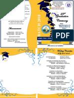 Graduation Program 2018