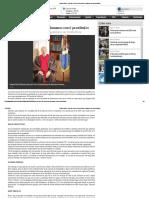 Diario Extra - Juez de Corte de Derechos Humanos Con 6 Prostíbulos