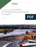Análisis de la Inversión en Infraestructuras Prioritarias en España_Febrero 2017.pdf