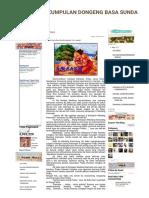 Kumpulan Dongeng Basa Sunda