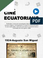 Felipe Cine Ecuatoriano