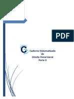 #Caderno Sistematizado de Direito Penal Geral - Parte II (2018)