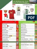 Premier League 180310 round 30 Manchester United - Liverpool 2-1