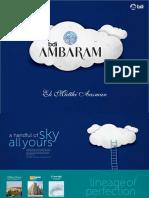 Brochure Ambaram
