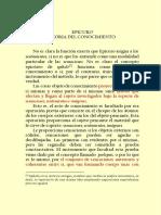 Epicuro - Teoría Del Conocimiento_Sel.tex.Lrcp