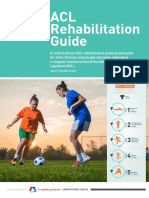 Randall Cooper Acl Rehabilitation Guide