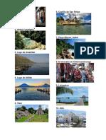 Lugares Turisticos de Guatemala Imagenes
