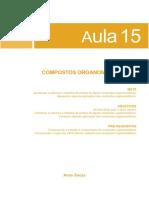 Compostos Organometalicos - Metalocenos
