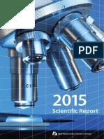 2015 Scientific Report IIB Sant Pau