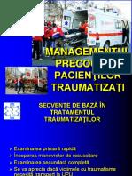 6 Management Pacient Traumatizat