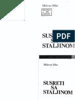 793_Đilas, Milovan, Susreti sa Staljinom, Naša reč, 1986.pdf