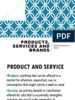 CHAPTER 7- Products, Services and Brands