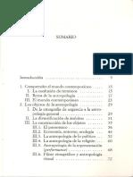 Augé, M. Colleyn. JP-Introducción. Qué es la antropología