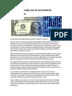 Criptomoneda en La Economía Venezolana