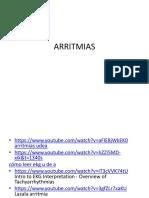 ARRITMIAS semiologia1