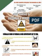 Cartelera - Las Manos1