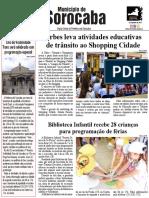 1939 - 12 de Janeiro- Jornal Do Municipio de Sorocaba