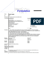 Stepan Formulation 872