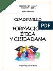 Cuadernillo La Familia