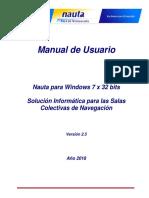 Solucion Nauta W7x32 - Manual de Usuario