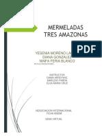 Evidence 1 Informe Ejecutivo (Proyecto Formativo)