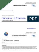 Práct 1 Circuitos Electricos
